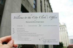 New York City Clerk's Office (Financial District, Manhatttan)