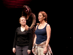 Christy Summerhays, Teresa Sanderson, April Fossen | Photo Credit: Rick Pollock