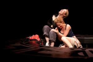 April Fossen and Christy Summerhays - photo credit Rick Pollock