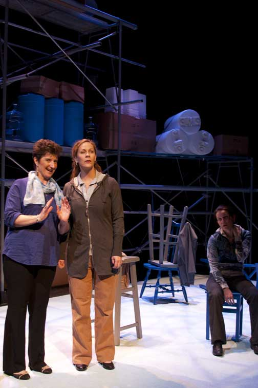 Teresa Sanderson, Christy Summerhays and Stephanie Howell in 3