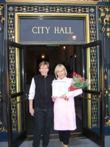 Jane & Tami Marquardt's San Francisco wedding