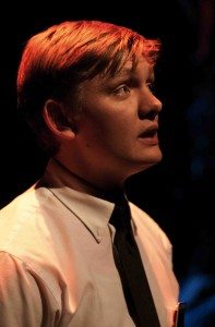 Topher Rasmussen as Adam