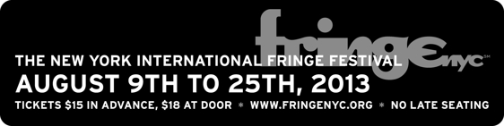 Order Your FringeNYC Tickets Today!